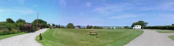 Ty Rhos Farm Caravan & Camping
